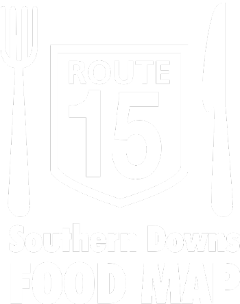 Southern Downs Food Map